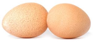 особенность яиц цесарок
