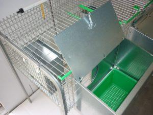 пример промышленной клетки