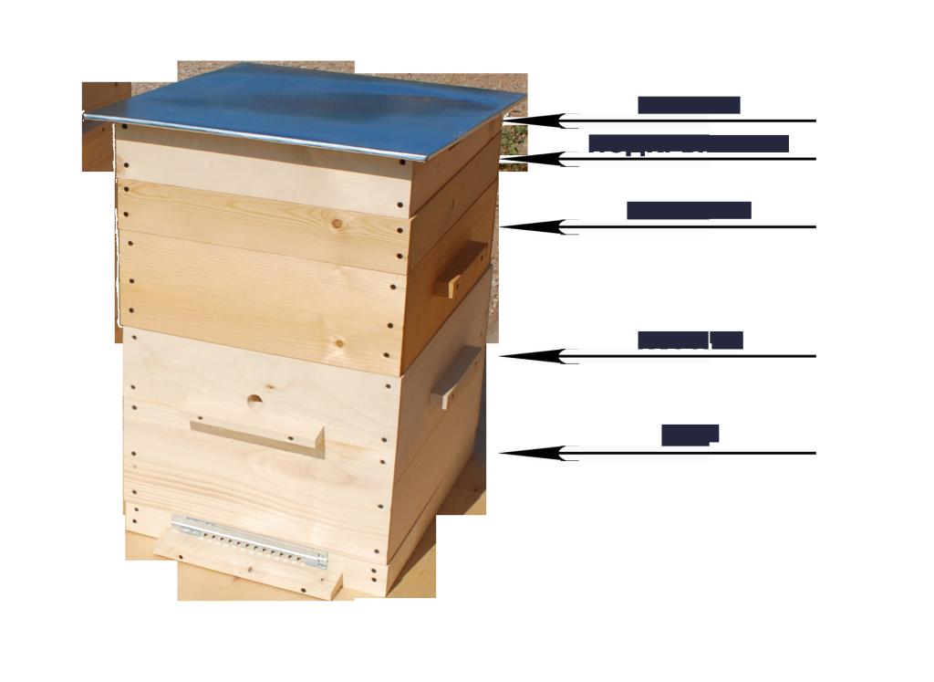 Как сделать улей для пчел, и какой материал для изготовления лучше?