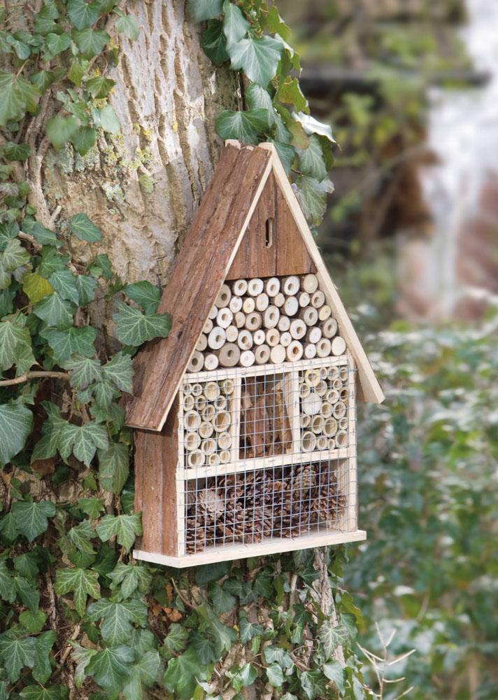 Домики для диких пчел своими руками 3