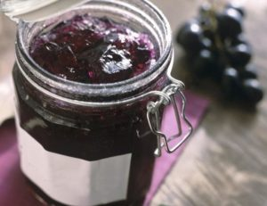 виноград изабелла варенье