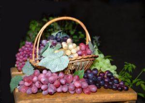 выбираем виноград
