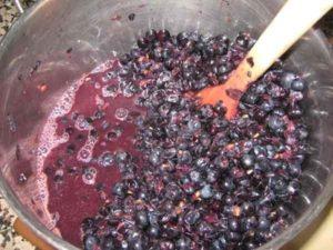 как давить виноград на вино